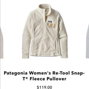 Patagonia 1/4th zip